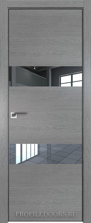 34ZN Грувд серый Зеркало Black Edition с 4-х сторон
