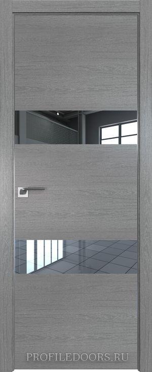 34ZN Грувд серый Зеркало Матовая с 4-х сторон