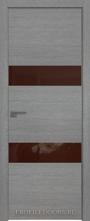 34ZN Грувд серый Lacobel Коричневый лак Black Edition с 4-х сторон