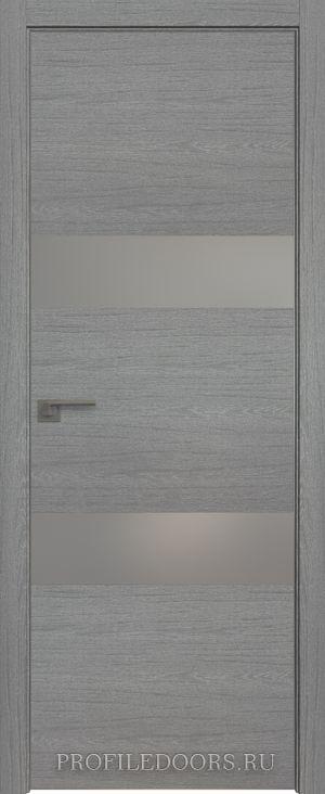 34ZN Грувд серый Lacobel Серебряный лак Black Edition с 4-х сторон