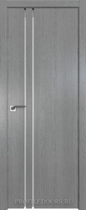 35ZN Грувд серый Матовое ABS в цвет с 2-х сторон