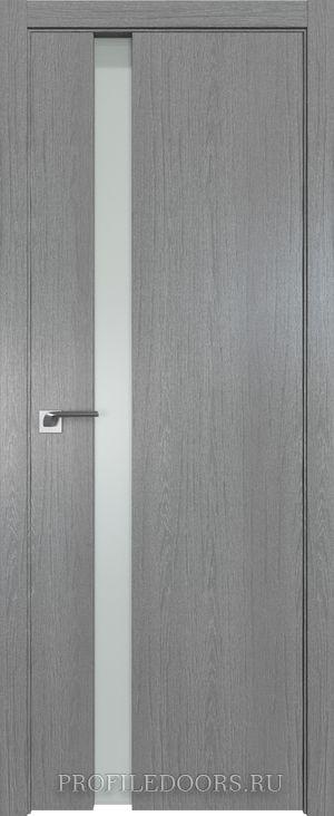 36ZN Грувд серый Матовое ABS в цвет с 2-х сторон