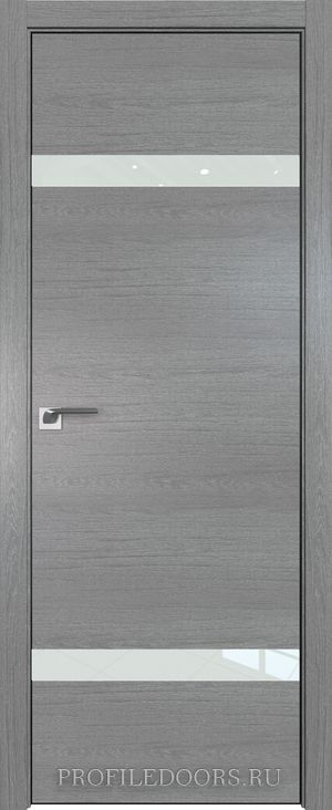 3ZN Грувд серый Lacobel Белый лак Black Edition с 4-х сторон