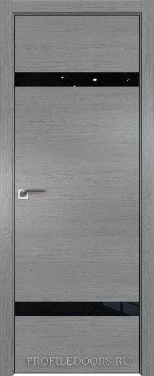 34ZN Грувд серый Lacobel Черный лак Black Edition с 4-х сторон