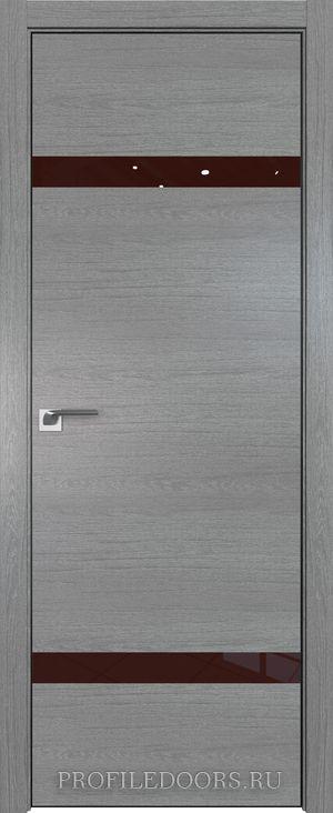 3ZN Грувд серый Lacobel Коричневый лак Black Edition с 4-х сторон
