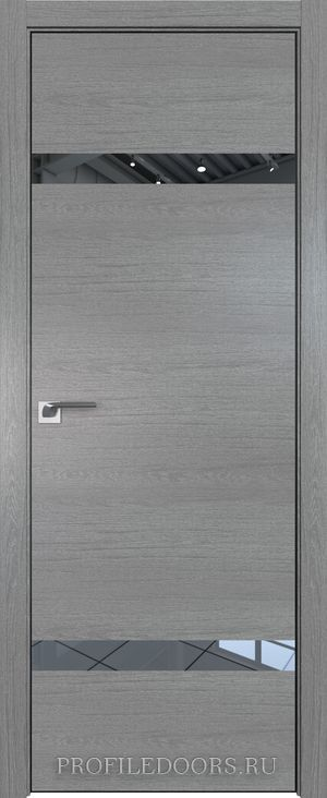 3ZN Грувд серый Зеркало Black Edition с 4-х сторон