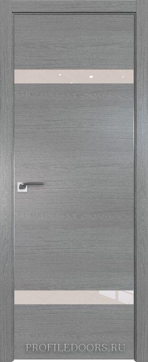 3ZN Грувд серый Lacobel Перламутровый лак Матовая с 4-х сторон
