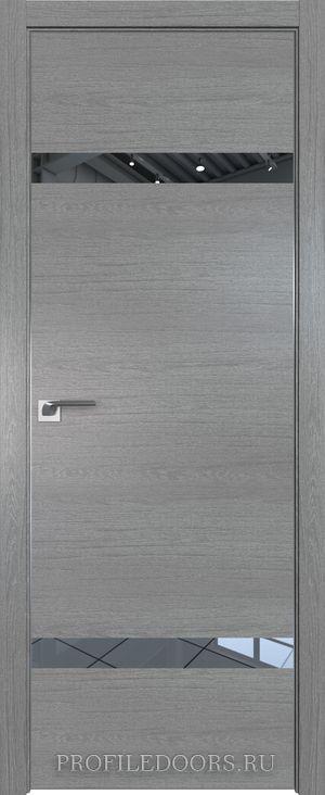3ZN Грувд серый Зеркало Матовая с 4-х сторон
