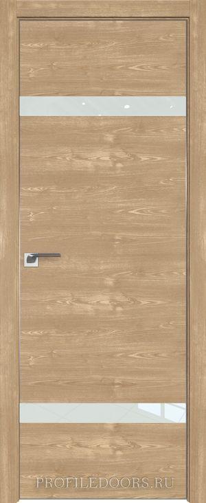 3ZN Каштан натуральный Lacobel Белый лак Матовая с 4-х сторон