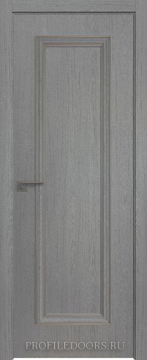 50ZN Грувд серый Серебро ABS в цвет с 4-х сторон