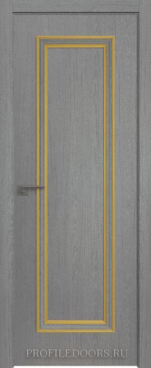 50ZN Грувд серый Золото ABS в цвет с 4-х сторон
