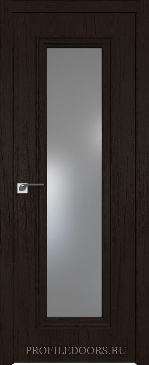 51ZN Дарк браун Lacobel Серебряный лак в цвет двери ABS в цвет с 4-х сторон