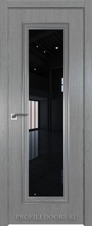 51ZN Грувд серый Lacobel Черный лак Серебро ABS в цвет с 4-х сторон