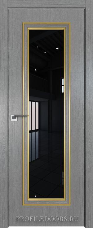 51ZN Грувд серый Lacobel Черный лак Золото ABS в цвет с 4-х сторон