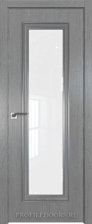 51ZN Грувд серый Лак классик Серебро ABS в цвет с 4-х сторон