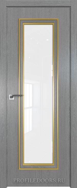 51ZN Грувд серый Лак классик Золото ABS в цвет с 4-х сторон