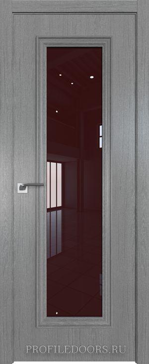 51ZN Грувд серый Lacobel Коричневый лак в цвет двери ABS в цвет с 4-х сторон