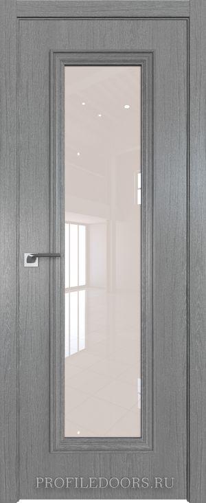 51ZN Грувд серый Lacobel Перламутровый лак в цвет двери ABS в цвет с 4-х сторон