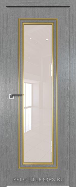 51ZN Грувд серый Lacobel Перламутровый лак Золото ABS в цвет с 4-х сторон