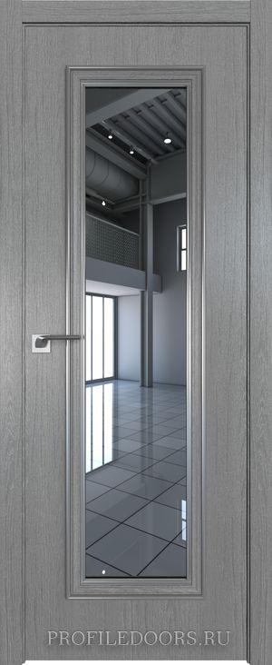 51ZN Грувд серый Зеркало Серебро ABS в цвет с 4-х сторон