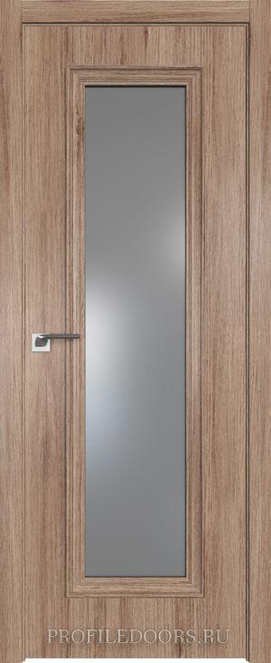51ZN Салинас светлый Lacobel Серебряный лак в цвет двери ABS в цвет с 4-х сторон