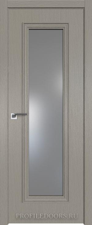 51ZN Стоун Lacobel Серебряный лак в цвет двери ABS в цвет с 4-х сторон