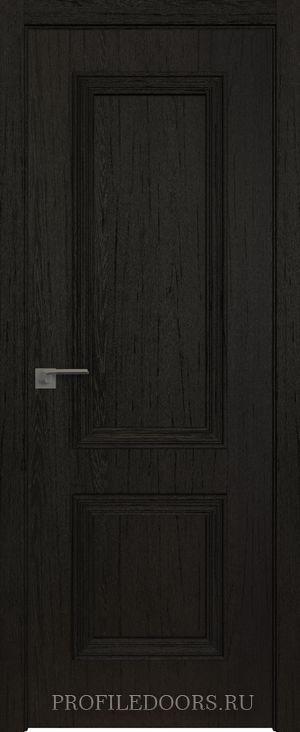52ZN Дарк браун в цвет двери ABS в цвет с 4-х сторон