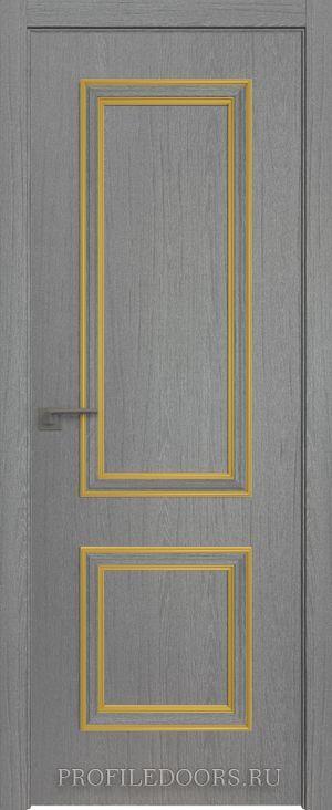 52ZN Грувд серый Золото ABS в цвет с 4-х сторон