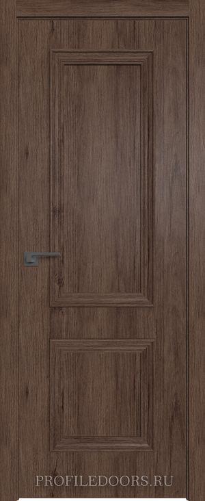 52ZN Салинас темный в цвет двери ABS в цвет с 4-х сторон
