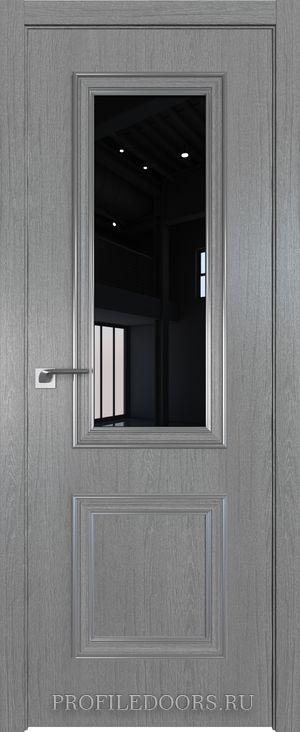 53ZN Грувд серый Lacobel Черный лак Серебро ABS в цвет с 4-х сторон
