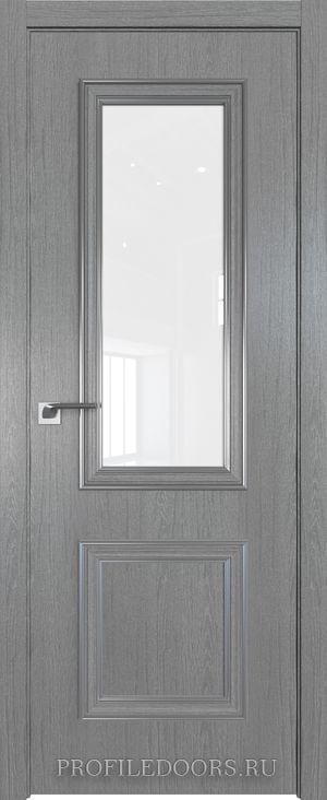 53ZN Грувд серый Лак классик Серебро ABS в цвет с 4-х сторон