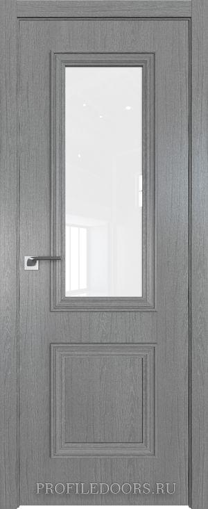 53ZN Грувд серый Лак классик в цвет двери ABS в цвет с 4-х сторон