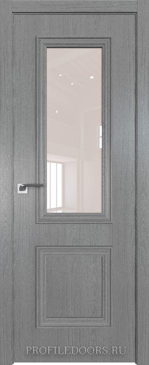 53ZN Грувд серый Lacobel Перламутровый лак в цвет двери ABS в цвет с 4-х сторон