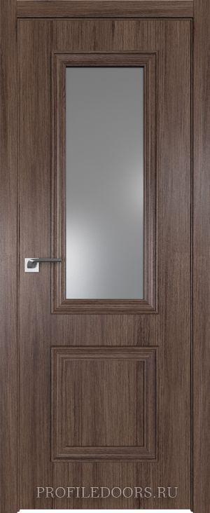 53ZN Салинас темный Lacobel Серебряный лак в цвет двери ABS в цвет с 4-х сторон