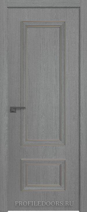 58ZN Грувд серый Серебро ABS в цвет с 4-х сторон