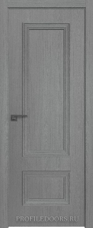 58ZN Грувд серый в цвет двери ABS в цвет с 4-х сторон