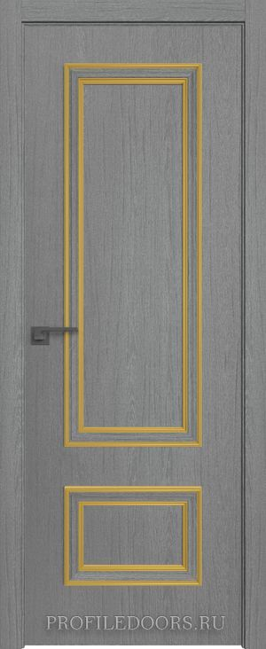 58ZN Грувд серый Золото ABS в цвет с 4-х сторон