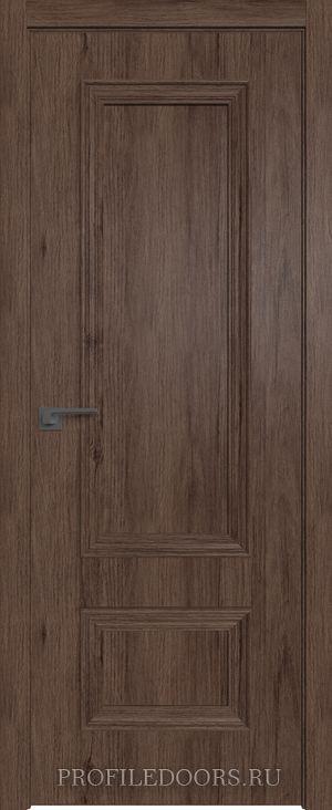 58ZN Салинас темный в цвет двери ABS в цвет с 4-х сторон