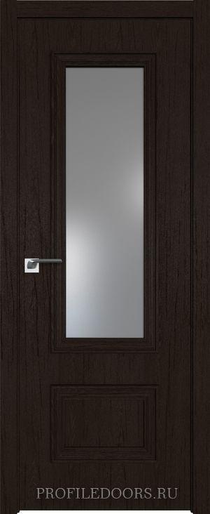 59ZN Дарк браун Lacobel Серебряный лак в цвет двери ABS в цвет с 4-х сторон