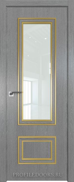 59ZN Грувд серый Lacobel Белый лак Золото ABS в цвет с 4-х сторон