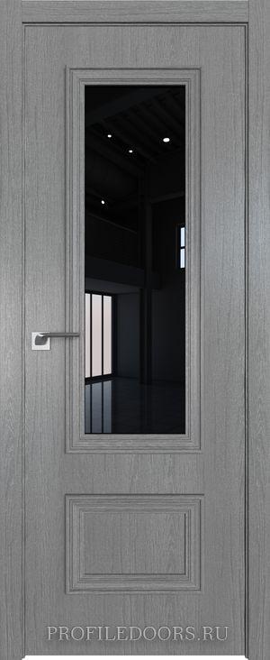 59ZN Грувд серый Lacobel Черный лак в цвет двери ABS в цвет с 4-х сторон