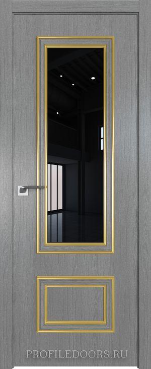59ZN Грувд серый Lacobel Черный лак Золото ABS в цвет с 4-х сторон