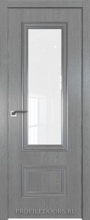 59ZN Грувд серый Лак классик Серебро ABS в цвет с 4-х сторон