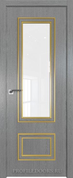59ZN Грувд серый Лак классик Золото ABS в цвет с 4-х сторон