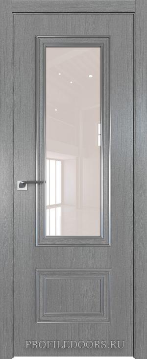 59ZN Грувд серый Lacobel Перламутровый лак Серебро ABS в цвет с 4-х сторон