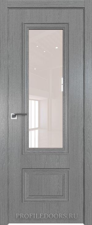 59ZN Грувд серый Lacobel Перламутровый лак в цвет двери ABS в цвет с 4-х сторон