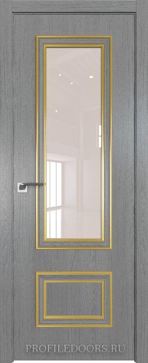 59ZN Грувд серый Lacobel Перламутровый лак Золото ABS в цвет с 4-х сторон