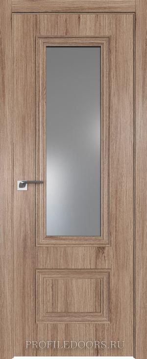 59ZN Салинас светлый Lacobel Серебряный лак в цвет двери ABS в цвет с 4-х сторон