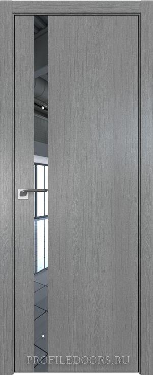 6ZN Грувд серый Зеркало Black Edition с 4-х сторон