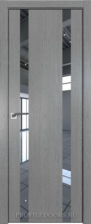 9ZN Грувд серый Зеркало Black Edition с 4-х сторон